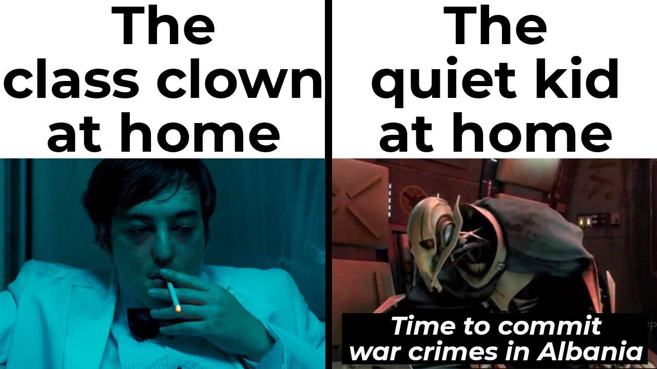 Quiet Kid Memes