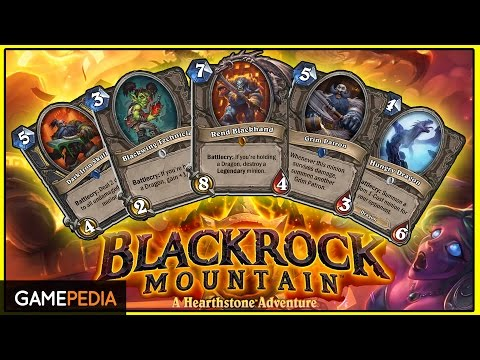 Hearthstone: Blackrock Mountain - First 5 New Cards Analysis