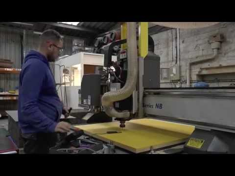 CNC Cutting, Drilling and Routing Services