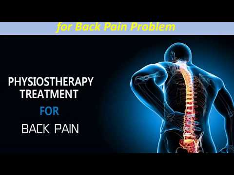aneffective physiotherapy for Back Pain Treatment
