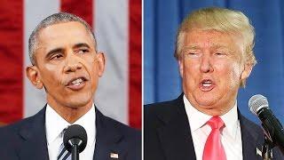 Obama Vs Trump | Who Would Win?
