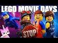 Lego Movie Days At Legoland Florida Rex Dangervest Unikitty Benny And More