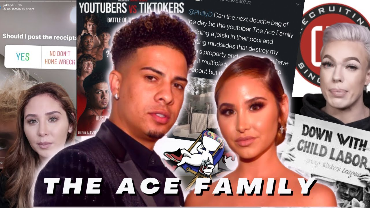 The Toxic World of Family Vlogging Channels: How the Ace Family was able to Hide their Past