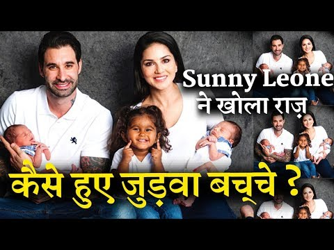 Xxx Mp4 Sunny Leone Reveals Truth Amp Secret About Her Twin Sons 3 Children With A Daughter 3gp Sex