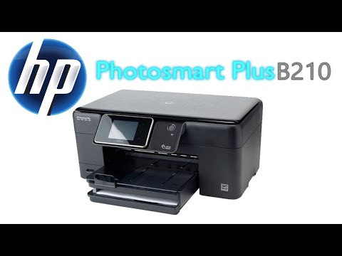 HP Photosmart Plus B210