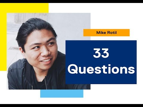 33 Questions - Mike - Graphic Communications Management