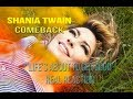 Shania Twain - Life's About To Get Good (REAction)