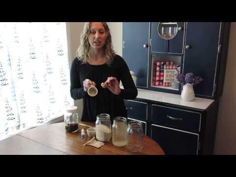 How to Make Water Kefir - First Ferment