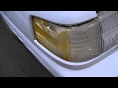 Replacing parking light/turn signal assembly