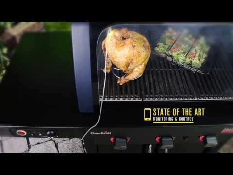 NEW Char-Broil SmartChef TRU-Infrared Gas Grill