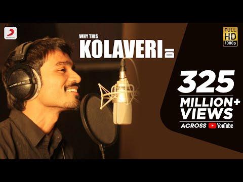 Xxx Mp4 3 Why This Kolaveri Di Official Video Dhanush Anirudh 3gp Sex