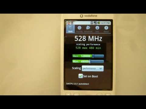 Cyanogen 5 review for my rooted HTC Magic ( Android 2.1 )