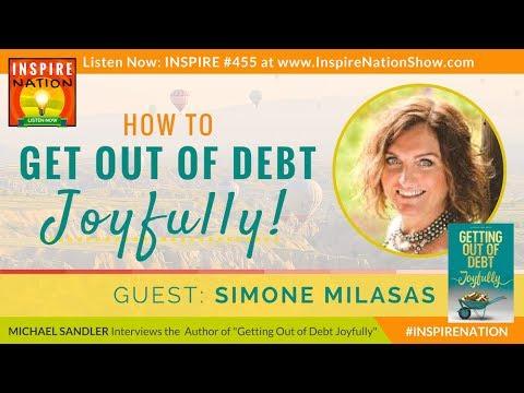 🌟 SIMONE MILASAS: Get out of Debt Joyfully! & Create Prosperity & Abundance | Access Consiousness