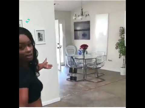 Tokyo Toni Gives A tour of Her Home & EXPLAINS Her Life Motto Of Giving Back