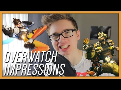 Overwatch Voice Impressions! - ALL 21 Heroes!