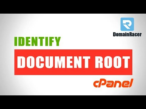 Identify Document Root of Primary, Addon and Sub-Domain - (cPanel)