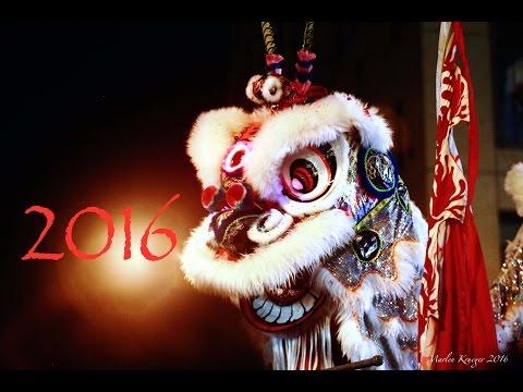 Chinese New Year Parade San Francisco 2016 (123 Clip Compilation)