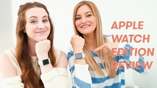 IS THE APPLE WATCH WORTH IT?! with iJustine ✨