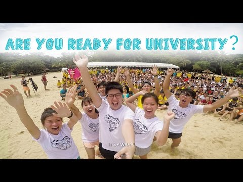 Are you ready for University? (NTU NBS CAMP 2015) | Butterworks