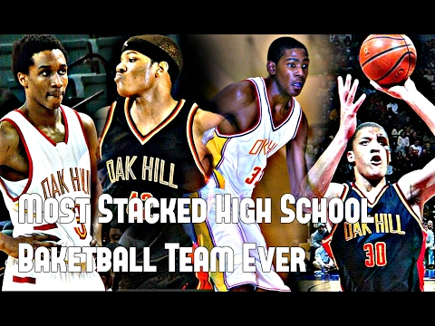Is This The Most Stacked High School Basketball Team Ever?