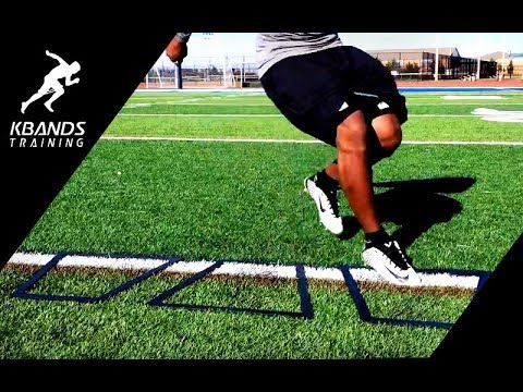 Leg Exercises with Bands to Run Faster