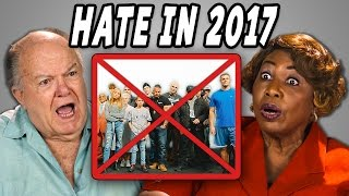 ELDERS REACT TO HATE & INTOLERANCE IN 2017 (Danish TV Commercial)