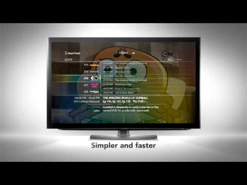 The New Samsung HD Interactive Set-Top Box For StarHub TV