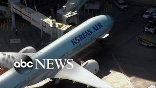 New US coronavirus case puts officials on high alert l ABC News
