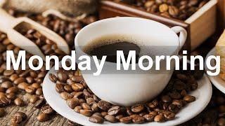 Monday Morning Jazz - Positive Jazz and Bossa Nova Music for Fresh Start