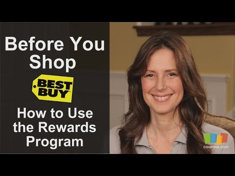 Best Buy: How to Use the Rewards Program