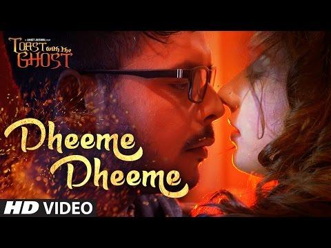 Dheeme Dheeme   Video Song   Toast With The Ghost   Siddharth Shrivastav, Zeba Anjum Kausar