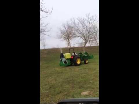 Pecan Tree Spraying