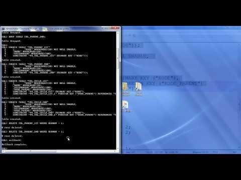 Simulasi On Delete Cascade Menyebabkan Deadlock di Oracle