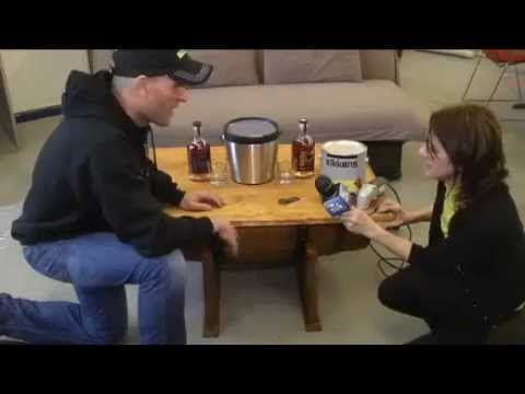 ReVibe   How To Turn A Whiskey Barrel Into A Coffee Table