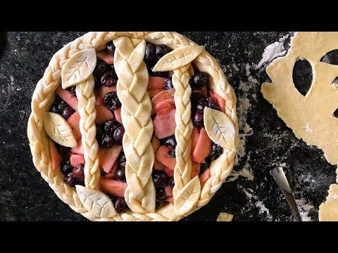 Apple Cherry Pie Recipe | Episode 136