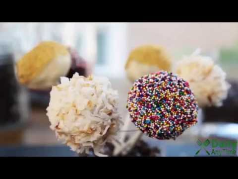 How to Make Cheesecake Pops - Cake Pop Recipes