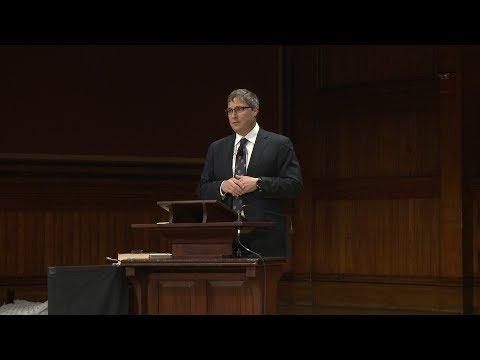 Sean Kelly - Visitas Thinks Big 2018 - Harvard University
