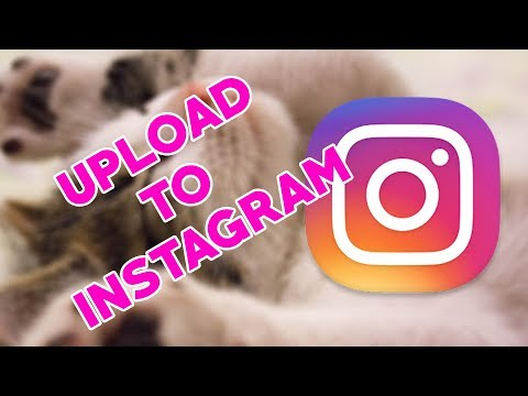HOW TO UPLOAD TO INSTAGRAM FROM PC (WORKING 2018)