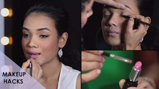 Simple Everyday Makeup In 5 Minutes | Work Ready | Glamrs