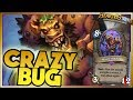CRAZY BUG - Hearthstone - WTF Moments - Daily Funny Rng Moments