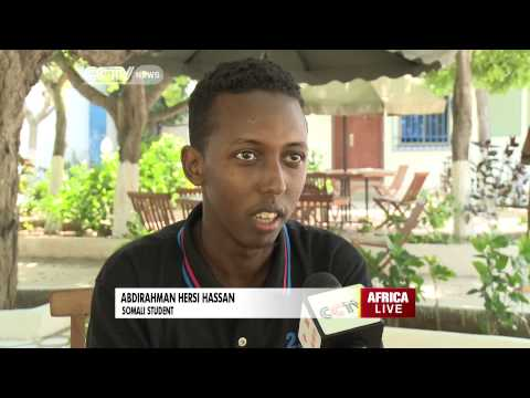 Students back in Somalia after Graduating from Chinese Universities