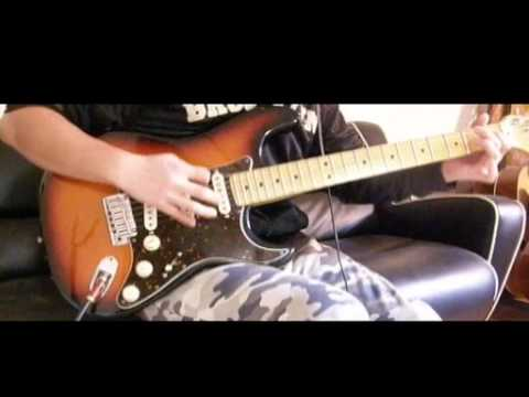 B7 Blues Guitar