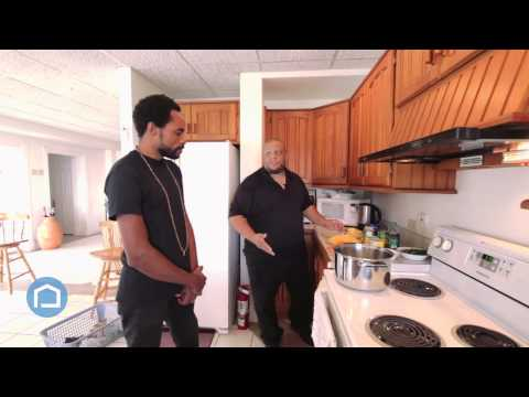 Making a Caribbean Corn Pie with Antony Scully