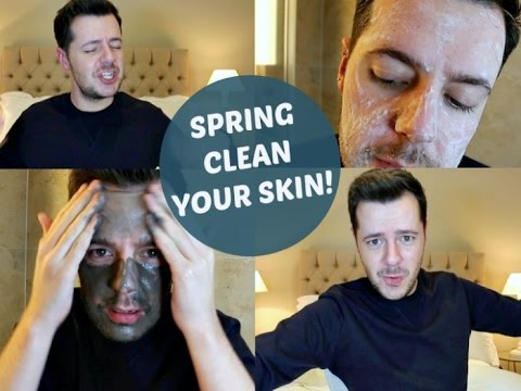 Spring Clean Beauty Routine - Give your skin that deep clean it needs!