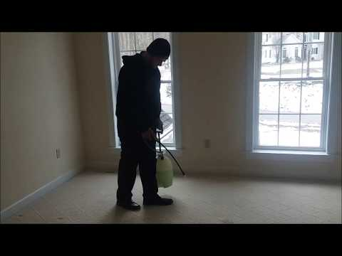 A Question from Mountain Top PA about using Pre-Spray while Carpet Cleaning