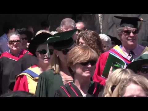 Convocation 2017 - Afternoon Ceremony: June 8, 2017 - Trent University Peterborough