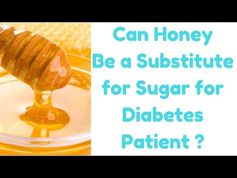 Can Honey Replace Sugar For Diabetic Patient ? Get The Honest Answer with Reasons !
