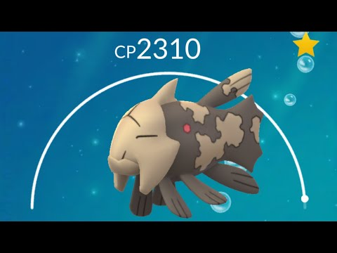 How to find Relicanth in Pokémon Go (read description)