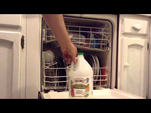 How To Remove Lime Deposits From Dishes