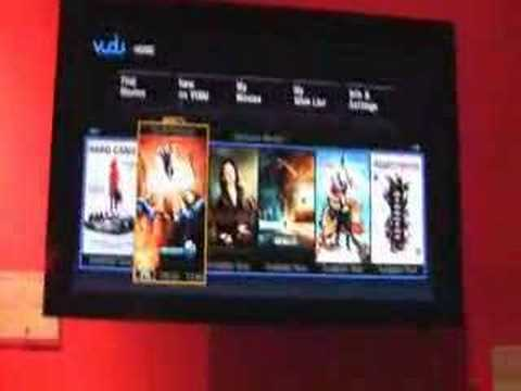 Vudu movies on demand in action (www.bsday.com)